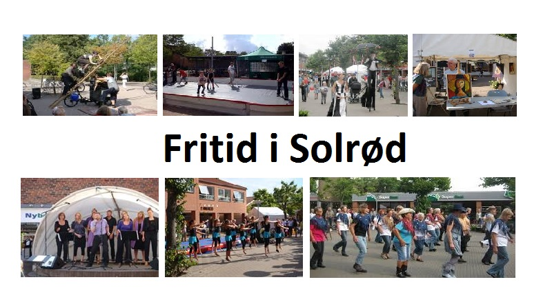 Kom til en sjov og aktiv dag i Solrød Center