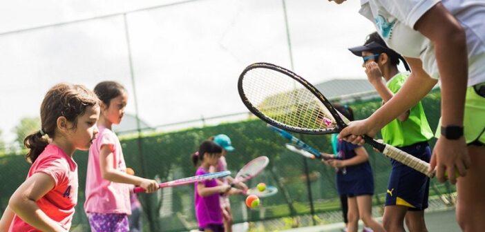 KIDZ TENNIS SOLRØD Tennis for 4 – 7 årige
